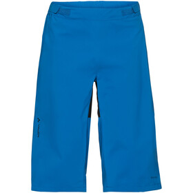 VAUDE Moab Regen Shorts Heren, radiate blue